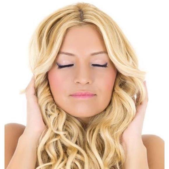 Belle Hair Accessories 2 Sets Extensions In Bleach Blonde Poshmark